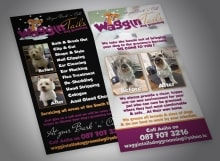 waggin tails